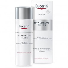 Eucerin HYALURON-FILLER Day - Дневен крем за лице за нормална/масна кожа 50мл