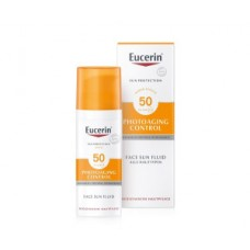 Eucerin PHOTOAGING CONTROL SPF50- Крем-флуид за заштита од сонце за лице за секој тип на кожа 50мл