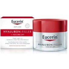 Eucerin HYALURON-FILLER +Volume-lift  DAY - Дневен крем за лице 50мл