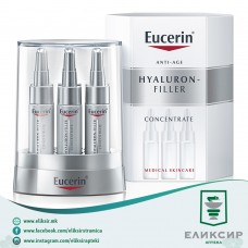 Eucerin HYALURON-FILLER Anti-Ageing Serum Concentrate -  6 ампули концентрат